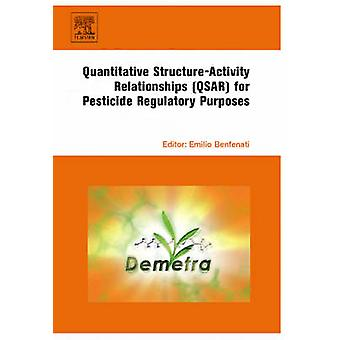 Relazioni fra struttura e attività quantitativa QSAR fini normativi dell'antiparassitario di Benfenati & Emilio