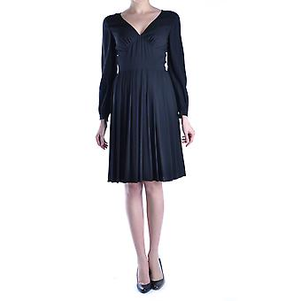Prada Black Viscose Dress