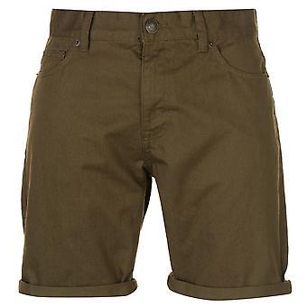 Pierre Cardin Mens Color Denim Shorts
