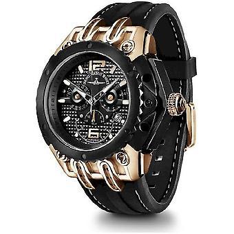 Zeno-watch mens watch Oceania Futura trend 4208-5030Q-RGB-i1