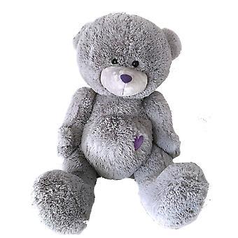 Winnie Milton 80 cm grigio mjukisbjörn