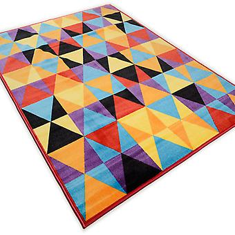 Rugs -Young Fashions - 853 Harlequin Yellow
