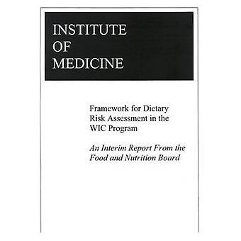 Framework for Dietary Risk Assessment in the Wic Program - An Interim