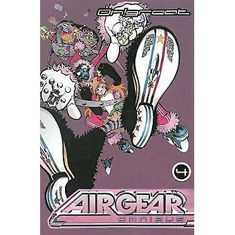 Air Gear Omnibus 4 by Oh! Great - 9781612624037 Book