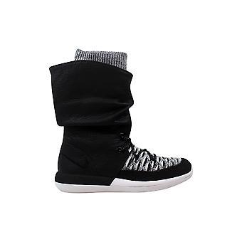 Nike Roshe dos HI Flyknit W negro/negro-blanco 861708-002 mujer