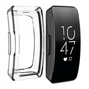Silikon shell Fitbit Inspire/Inspire HR-transparent