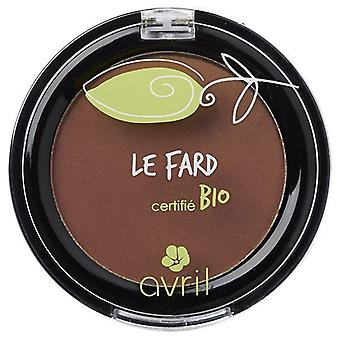 Avril cosméticos orgánicos sombra - Cannelle Mat
