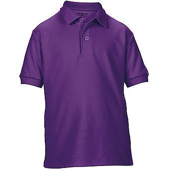 Gildan - Dryblend Jugend Kinder Doppel Piqué Sport Shirt