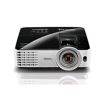 Benq mx631st videoprojector dlp xga 3,200 ansi lume contrast 13,000:1 color black/white