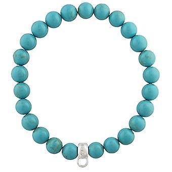 Thomas Sabo Silver Women's Bracelet 925 X0213-404-17-L18.5