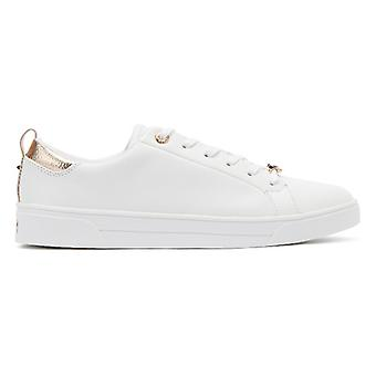 Ted Baker Gielli White Leather buty damskie