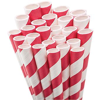 Jumbo Straw Unwrapped 7.75