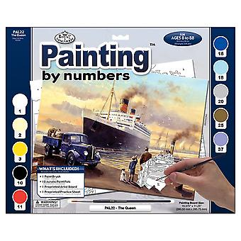 Adult Paint By Number Kit 15 3 8