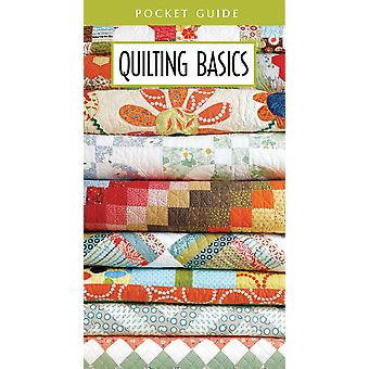 Leisure Arts Quilting Basics Pocket Guide La 56020