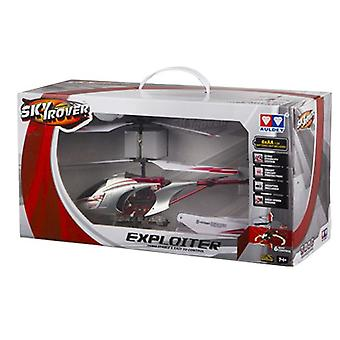 Auldey Exploiter Remote Control Helicopter
