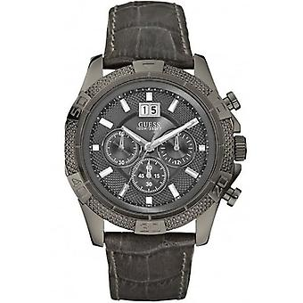 Guess Guess Mens Sports Chronograph Watch W19531G1