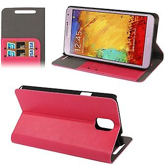 Protective case (flip cross) for mobile Samsung Galaxy touch 3 N9000
