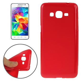 Protective case TPU case for mobile Samsung Galaxy Grand Prime SM-G530H Red