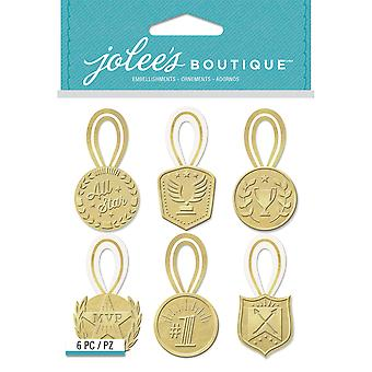 Jolee's Boutique Dimensional Stickers-Sports Medals E5021960
