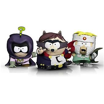 Ubisoft South Park 3 figurines Set. The Fractured But Whole