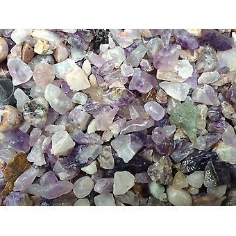 Roman Gravel Natural Amethyst 2kg