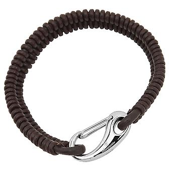 Burgmeister Leather bracelet, JBM4014-769