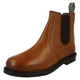 Mens Catesby Smart Pull On Boots 1700