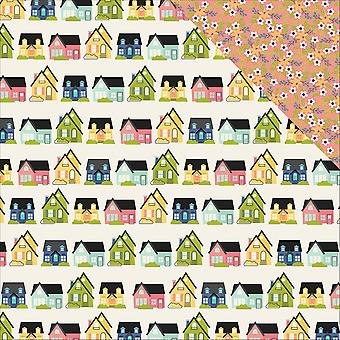 Domestic Bliss Double-Sided Cardstock 12