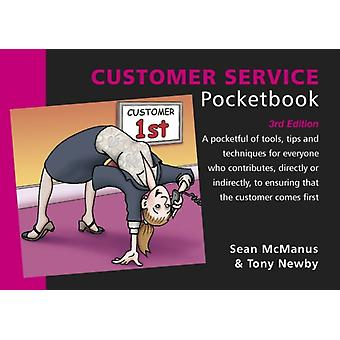 Customer Service Pocketbook (Paperback) by McManus Sean Newby Tony
