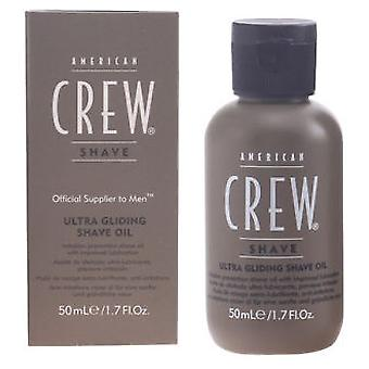 American Crew Lubricating Shave Oil 50 Ml (Beauty , Men , Shaved off , Shaving Products)