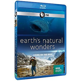 Earth's Natural Wonders [Blu-ray] USA import