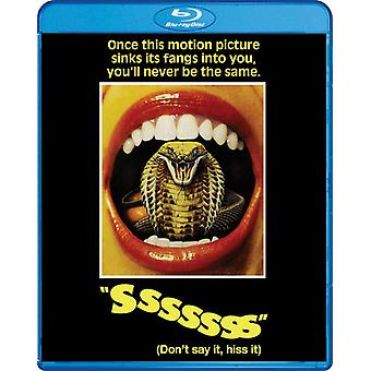 Sssssss [Blu-ray] USA import