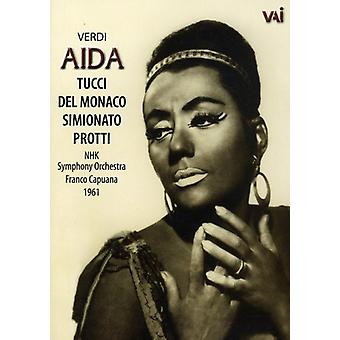 G. Verdi - Verdi: Aida [DVD Video] [DVD] USA import