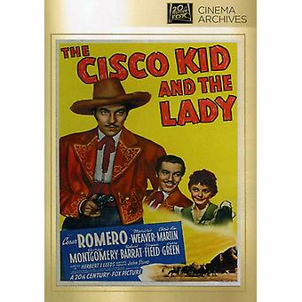 Cisco Kid & the Lady [DVD] USA import