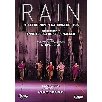 Regn [DVD] USA importerer