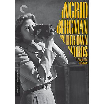 Ingrid Bergman - in Her Own [DVD] USA import