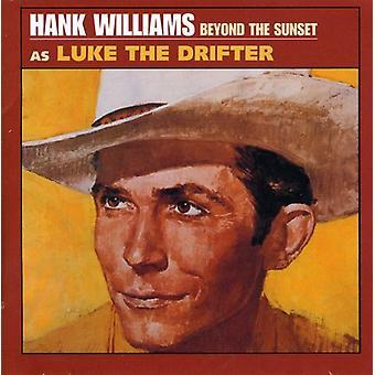 Hank Williams Sr. - ud over solnedgang [CD] USA importen