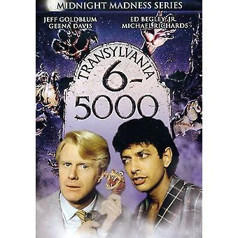 Transylvania 6-5000 [DVD] USA import