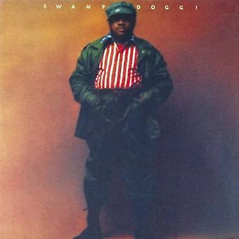 Swamp Dogg - bojad Halsb & taggade [CD] USA import
