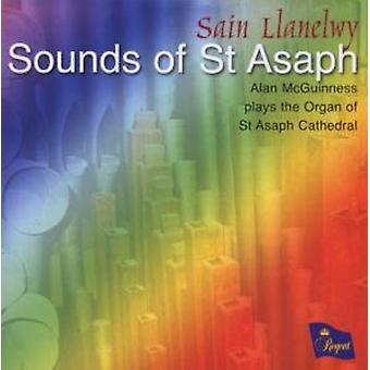 Importation de Bruhns/Bach/Edwards - Sons of st. Asaph [CD] États-Unis