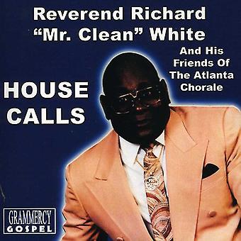 Rev. Richard White - hus opkald [CD] USA import