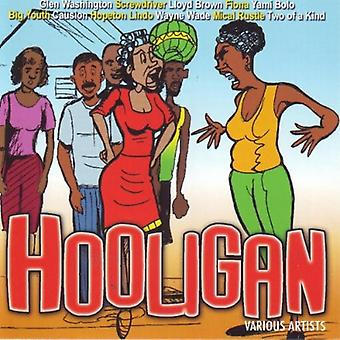 Hooligan - Hooligan [CD] USA importerer