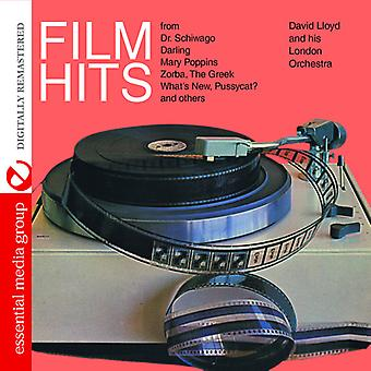 David Lloyd - import USA przeboje filmowe [CD]