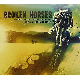 Roto de caballos (partitura Original) / O.S.T. - roto caballos (partitura Original) / importación USA O.S.T. [CD]