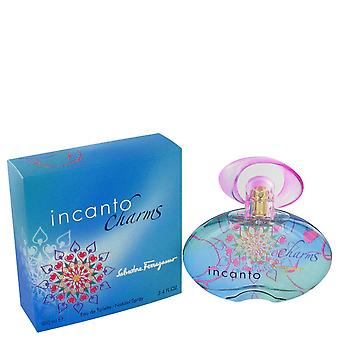 Salvatore Ferragamo Women Incanto Charms Eau De Toilette Spray By Salvatore Ferragamo