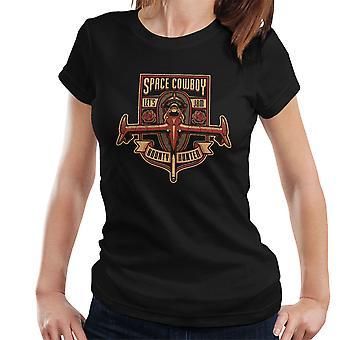 Bare en ydmyg dusørjæger Cowboy Bebop kvinder T-Shirt