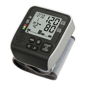 Graphic History BP Monitor - Wrist Version