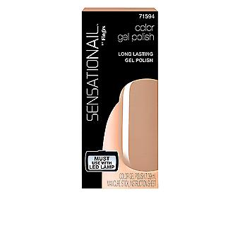 Fing'Rs SENSATIONAIL gel farve #taupe tulipaner 7,3