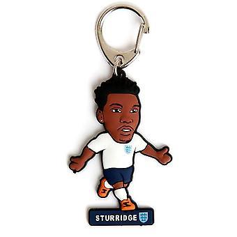 England FA PVC nøkkelring Sturridge