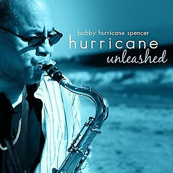 Bobby Hurricane Spencer - Hurricane Unleashed [CD] USA import